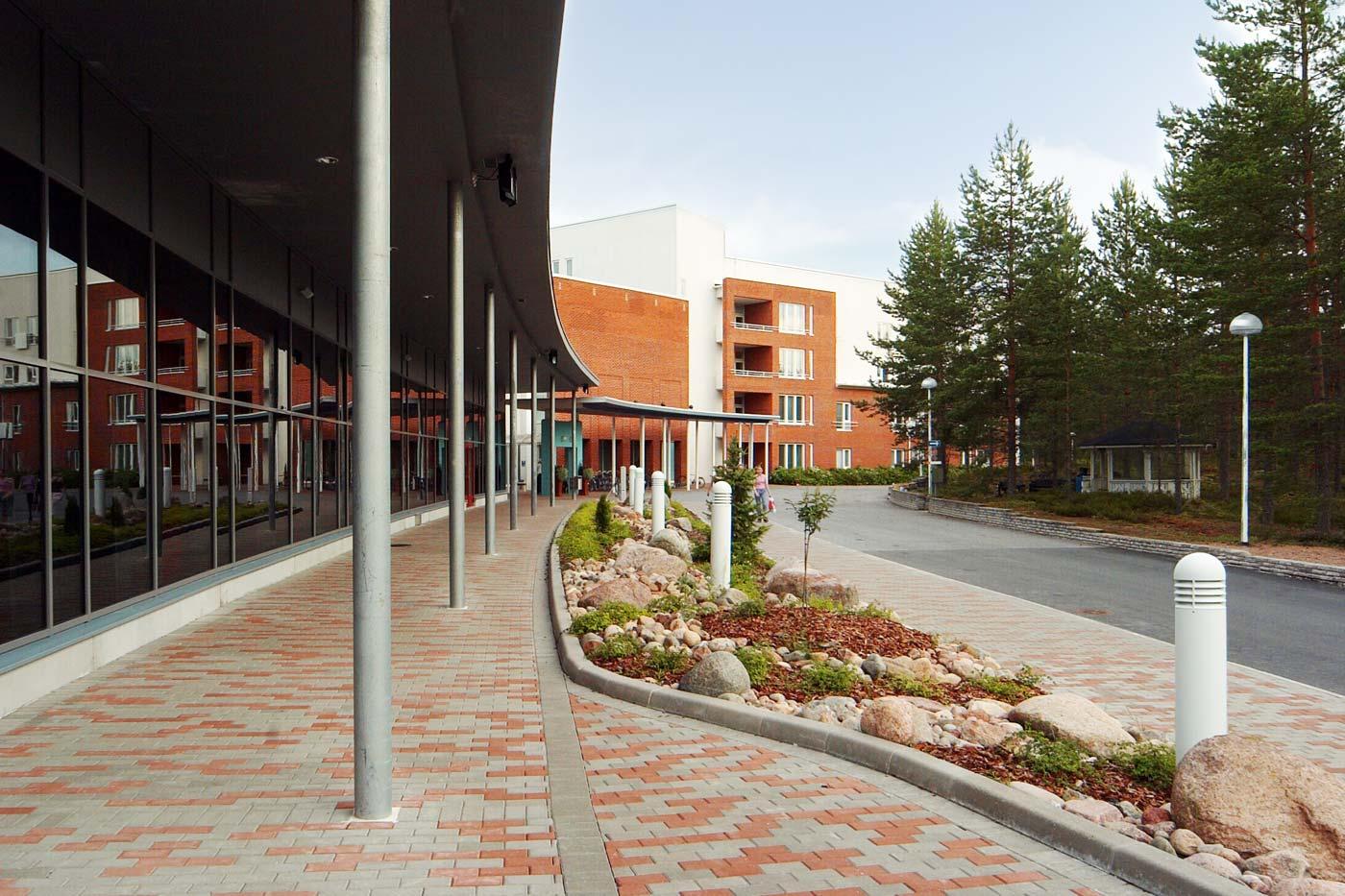 kankaanpään kuntoutuskeskus allasosasto